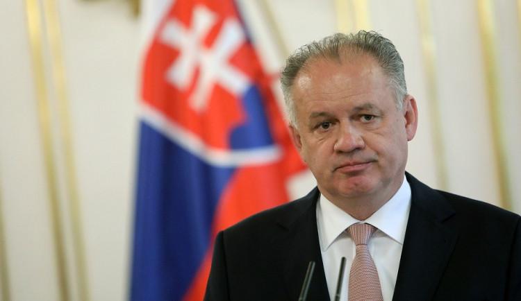 Slovenský prezident Kiska oznámil, že založí vlastní stranu