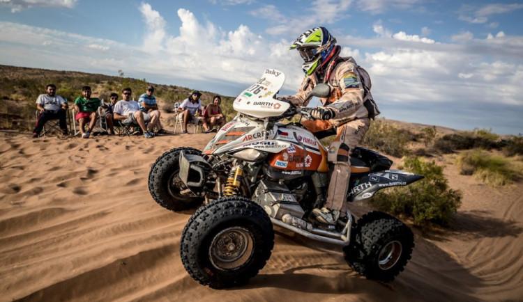 Rallye Dakar se z Jižní Ameriky přesune do Saúdské Arábie