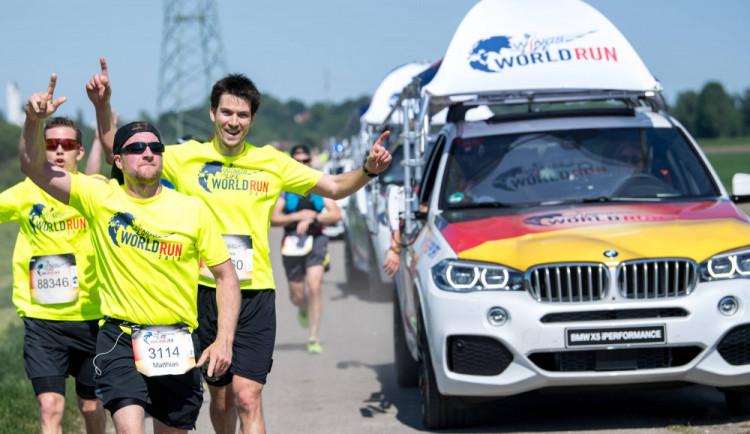 Samková, Fuksa nebo Choupenitch. Čeští olympionici poběží ve Stromovce za dobrou věc