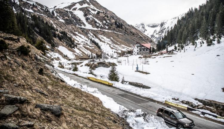 DRBNA NA CESTÁCH: Nejmalebnější silnice na světe zaujala i Jeremyho Clarksona