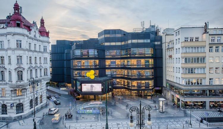 Pražský obchodní dům Kotva se stal definitivně památkou