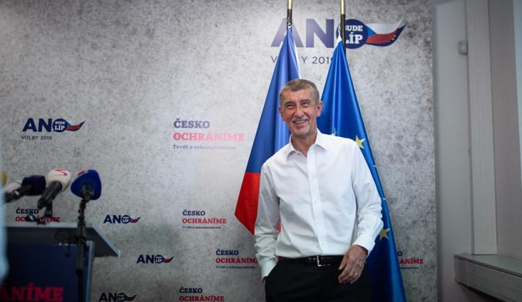 České volby do Evropského parlamentu vyhrálo ANO před ODS a Piráty. ČSSD propadlo