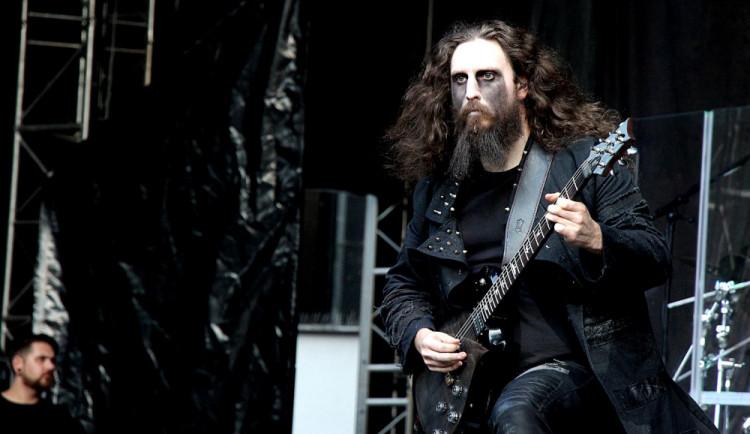 FOTO: Cradle Of Filth na Metalfestu pomrkávali spíše po skalních fanoušcích. Byli ve skvělé formě