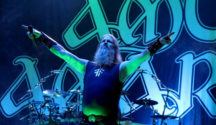 FOTO: Amon Amarth na Metalfestu potvrdili svůj hvězdný status