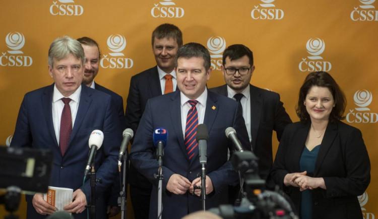 ČSSD podle Onderky bude ve vládě s ANO, dokud to půjde