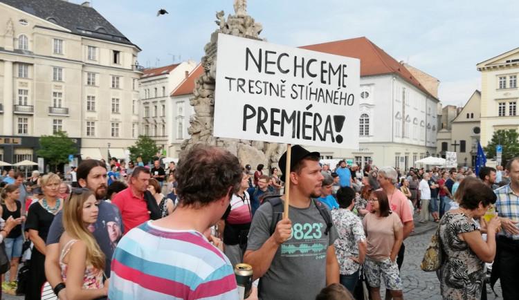 V Praze se dnes uskuteční možná největší demonstrace od roku 1989