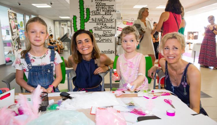 Nadační fond Pink Bubble proměnil a vybavil další prostory, které zpříjemní dětským pacientům pobyt v nemocnici.