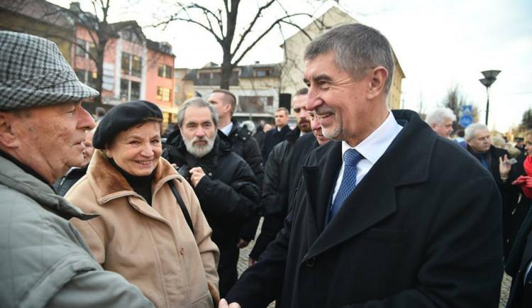 Podle Babiše ČSSD neodejde z vlády, SPD ji nenahradí
