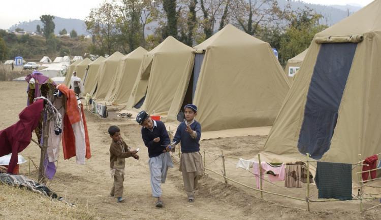 Vláda bude jednat o 68 milionech na pomoc zemím s uprchlíky