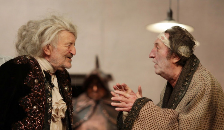 Pěkná filmová role je malý zázrak, říká před sedmdesátkou Polívka