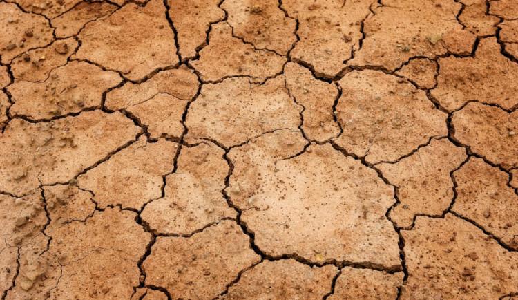 Sucho v ČR je v současné době obdobné jako před rokem