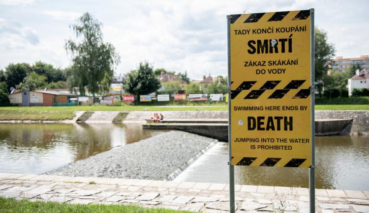 V Česku ročně utone téměř dvě stě lidí. V naprosté většině jde o zbytečnou smrt