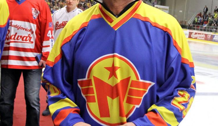 Hokejový mistr světa z roku 1985 Jiří Lála oslaví šedesátiny