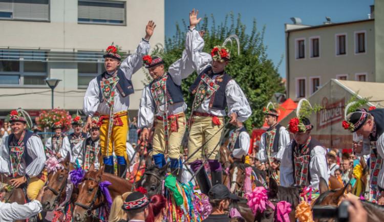 Slovácký rok vKyjově trhal návštěvnické rekordy. Příští ročník se bude konat už za dva roky
