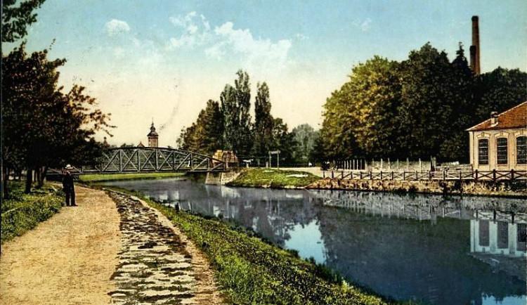 DRBNA HISTORIČKA: Partie na Vltavě