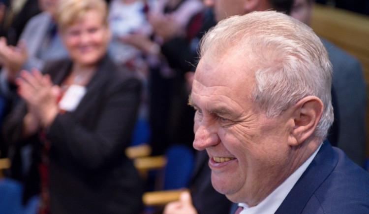 Bartík vs. Zeman. Dnes začíná soudní spor bývalého brněnského radního s prezidentem