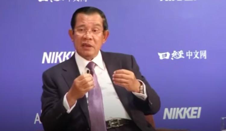 Kambodžský premiér je na návštěvě Česka, sejde se s Babišem