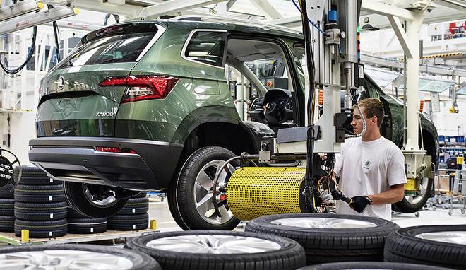 Škoda chce letos v Česku zvýšit prodej o desetinu na 93 400 aut