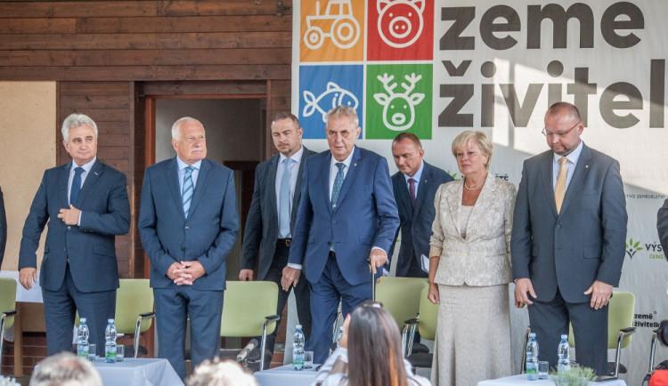 Souzený zvukař tvrdí, že policie o protestu proti Zemanovi věděla předem