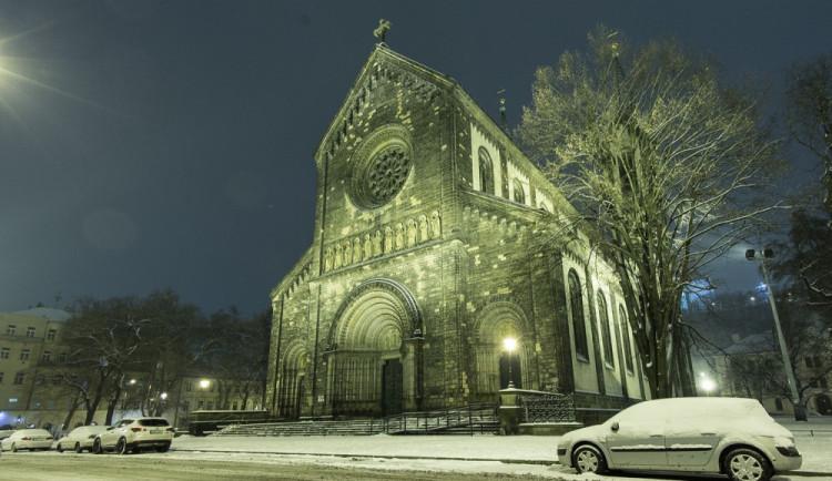Kostel sv. Cyrila a Metoděje na Karlínském náměstí